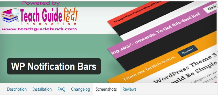 10 Best WordPress Notification Bars Plugins Website ke liye