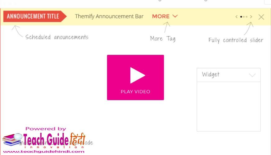 10 Best WordPress Notification Bars Plugins Website ke liye
