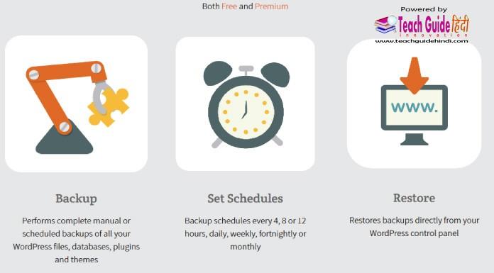 7 Best WordPress Backup Plugin Website Ke Liye