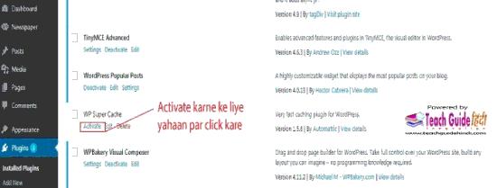 वर्डप्रेस प्लगइन