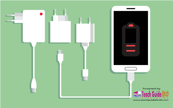 Android Mobile Charging adapter