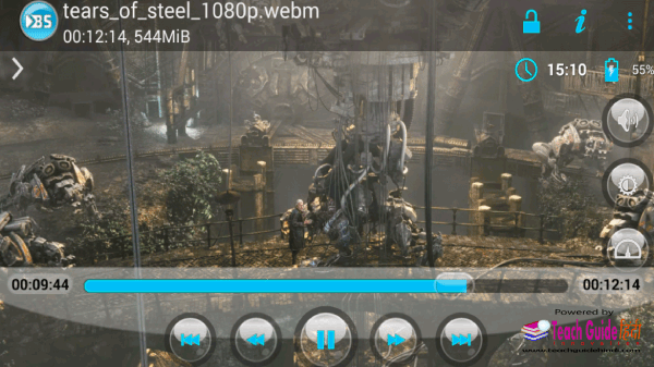 BSPlayer FREE - Android Video Player App