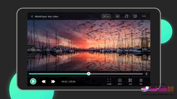 Android Video Player App
