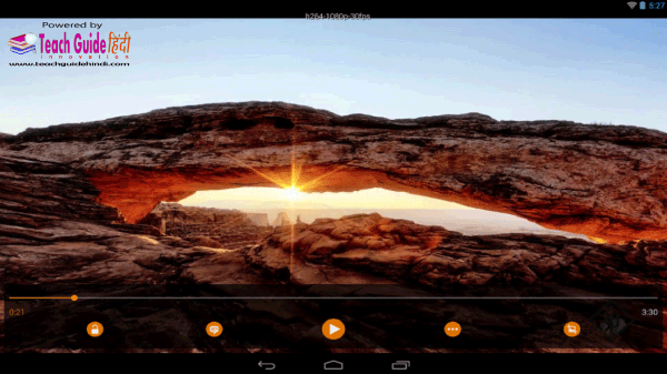 Video Player App