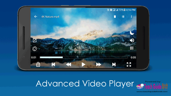 Video Player HD - Android Video Player App