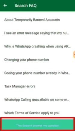 व्हाट्सएप नंबर