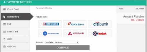 ATM Card और Netbanking